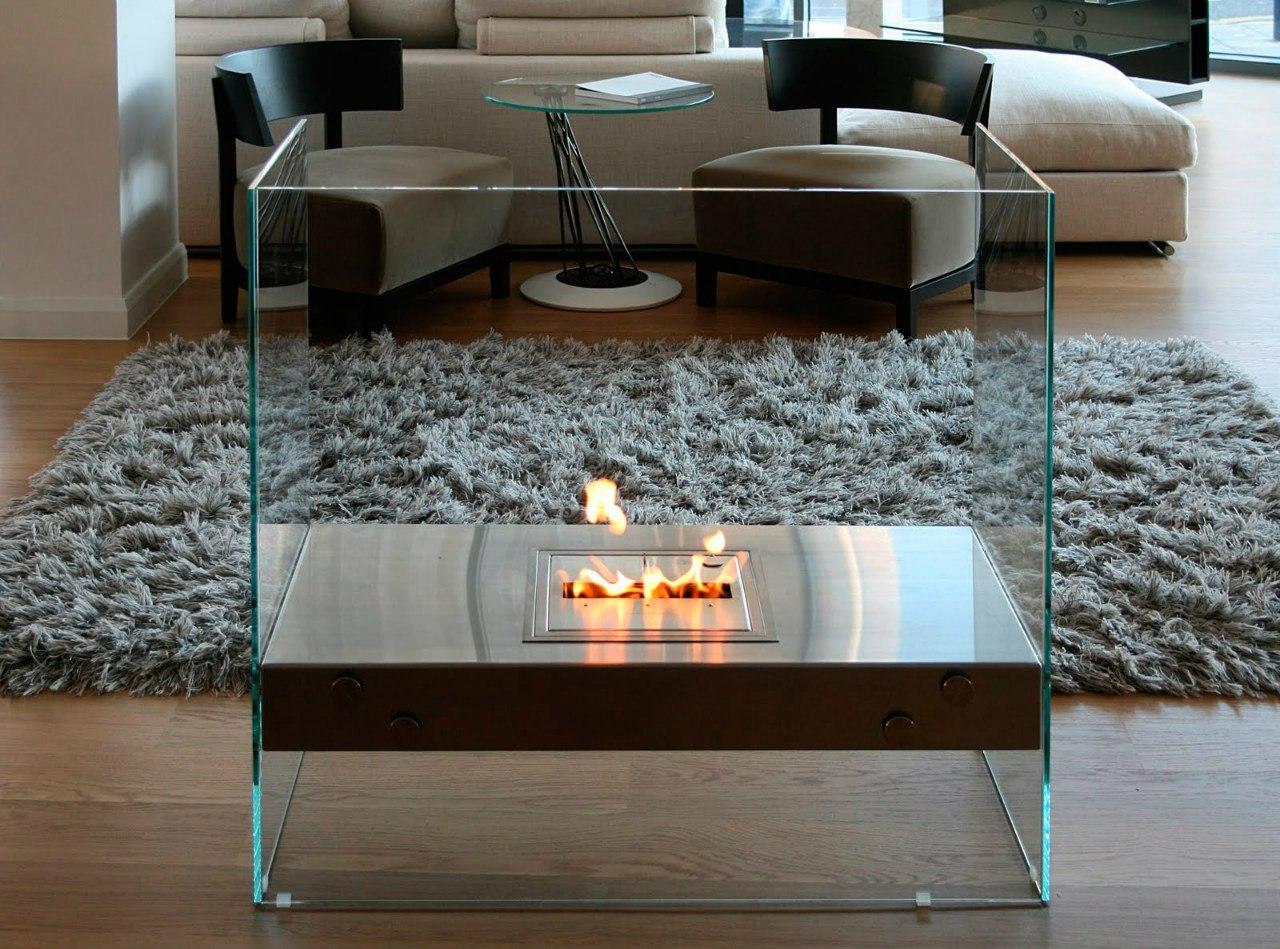 Igloo Ventless Fireplace